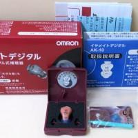 オムロン デジタル式補聴器 イヤメイトデジタル AK-10